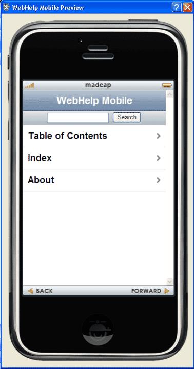 WebHelp Mobile 157 x 300