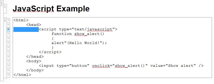 Syntax Highlighting using Prettify (a syntax highlighter)