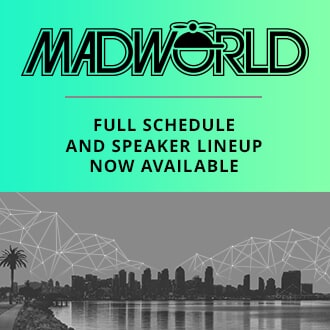 MadWorld 2016 Schedule and Speaker Lineup Announced